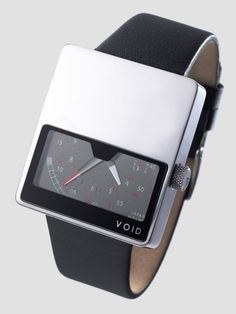 Void V02 watch. Totally unique.