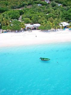 One Love beach bar - Jost Van Dyke, British Virgin Islands