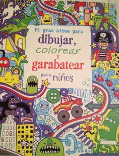 Libros de actividades para niños: Usborne