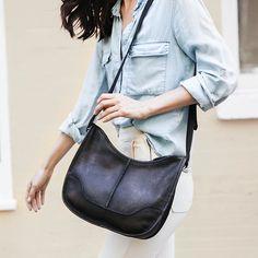 Introducing the Cara Handbag collection | The Frye Company