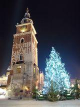 Christmas Market Krakow: Christmas in Krakow Poland