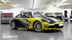 Porsche 911 Carrera GTS - Bitters 04 | by WrapStyle