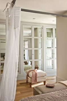 10 vestidores muy prácticos · ElMueble.com · Dormitorios