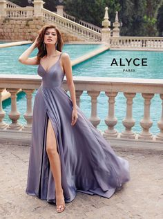 Prom Dress Stores, Prom Party Dresses, Pageant Dresses, Pretty Dresses, Beautiful Dresses, Flowy Dresses, Flowy Gown, Chiffon Dresses, Fall Dresses