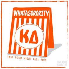 Party Themes Sorority Kappa Delta Ideas For 2019 Sorority Party Themes, Sorority Socials, College Sorority, Party Themes For Boys, Sorority Life, Sorority Shirts, Kappa Delta, Alpha Phi, Sigma Chi