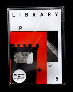 """thisiscatalogue: """" Library Paper 05 along with a few other books and zines will be available online via Catalogue Library and Library Paper from Monday. Keep an eye out for an announcement. """""""