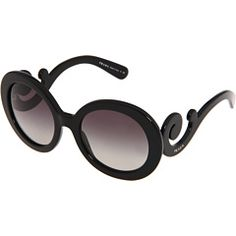 A creative frame of mind.  You're a work of art adorned with these Prada sunglasses.  #PRADA #ZapposCouture