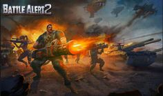 Free download for Android Battle Alert 2: 3D Edition like a tactic video game. That's very thrilling inside the Android mobile phone.....