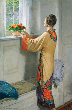 William Henry Margetson : A New Day