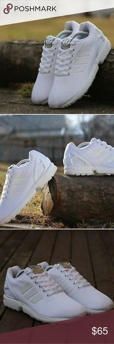 Autumn Winter 2017 adidas Originals White adidas Originals Zx Flux W Running BB2262 United States Women Men Sneaker Size 5 5 US 12 5 5 2016 2015