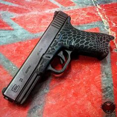 Custom Weapons — What a custom pattern stippled into your weapon?...