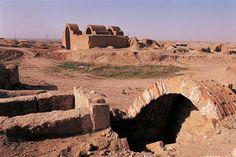 Ancient city of Ashur