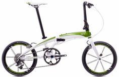 Tern Verge X10 - super light folding bike