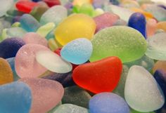 How and Where to Collect Sea Glass, What is Seaglass? Where to Find Seaglass? Beach Glass Collecting, The Art of Sea Glass Collecting, West ...