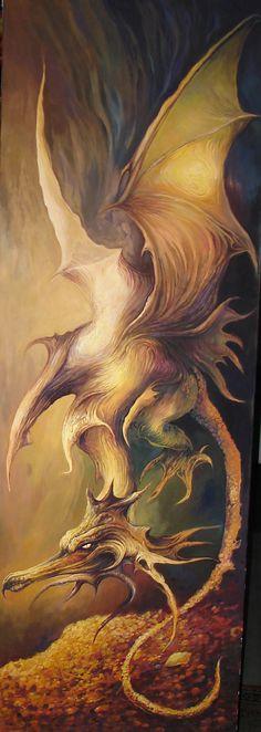 DRAGON SMAUG by masiani on deviantART