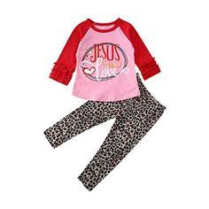Hosen XXYsm Baby M/ädchen 3pcs Langarm Body Romper Overalls Hut Regenbogen Outfits Set Kleidung Bekleidungsset