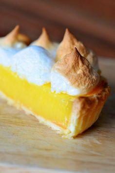 Les conseils pour réussir sa tarte au citron meringuée