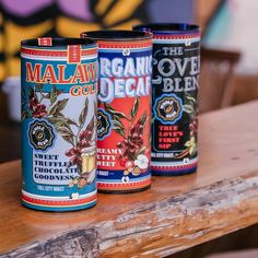 Win one of each of the Tribe Coffee blends!