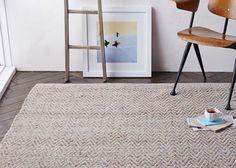 Un tapis en jute pour une décoration aux inspirations naturelles
