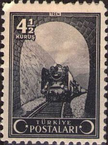 TREN 1943 (4 BUÇUK KURUŞ)