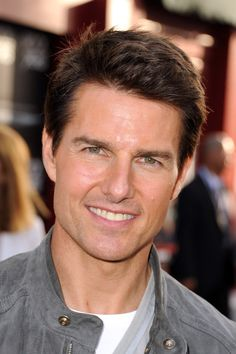 Tom Cruise The world's biggest movie star was once enrolled at St. Francis, a seminary school in Ohio. Now, he's reportedly one of the highest-ranking officials at the Church of Scientology.
