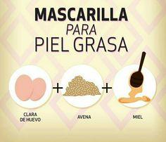 Rejuvenece tu rostro con estas 8 mascarillas caseras.  #RemediosCaseros #Mascarillas #CuidadodePiel #TipsdeBelleza #MascarillasNaturales