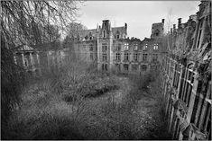 Abandoned places - Castle of Mesen