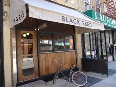 First Glimpse: Black Seed Bagels - Eater NY
