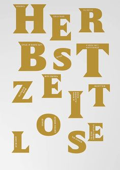 Poster, Herbstzeitlose [Autumn Crocus], 2014. Designed by Götz Gramlich, for Patrick Forgacz (Heidelberg, Germany). Digital animation