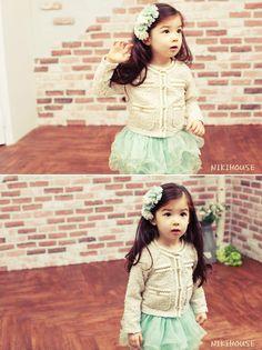 Lauren Lunde, my favorite kid star *pinch cheek :D