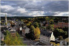 Eupen-Unterstadt (B) im Herbst Von Rolf Kammler