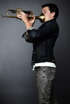 I'm a trumpet player. I almost feel offended..... <<< yeah. Same. But since it's Josh Hutcherson, I'm willing to forgive.
