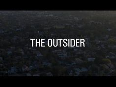 Filme HD - Perseguição Implacável (The Outsider) | Português Dublado