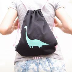 lovly Dinosaur bag