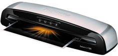 Fellowes Laminator Saturn3i 125, 12.5 inch, Rapid 1 Minute Warm-up Laminating Machine, with Laminating Pouches Kit (5736601)