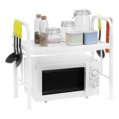 LANGRIA Microwave Oven Counter Shelf, Kitchen Organizer w... https://smile.amazon.com/dp/B01K1NQMQ6/ref=cm_sw_r_pi_dp_x_mmIUybEDP9B9V