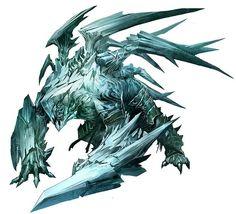 GW2: your favourite creature Concept Art