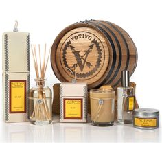 The NEW #Votivo #Speakeasy #fragrance is a Fall must have! #Spices mixed in with fermented fruit and caramelized sweetness. Comes in candles, diffuser, and room spray. Find the standard #candle here ----> http://www.candlesoffmain.com/votivo-speakeasy-candle.aspx