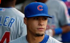 Javier Baez from the Cubs