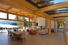 Прекрасный деревянный дом на острове Солт Спринг от студии Phillip Van Horn (описание - http://destads.ru/?p=8925)