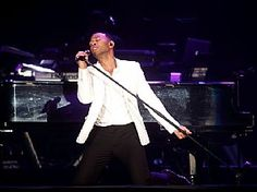 #JohnLegend owns it at Rock In Rio USA in Las Vegas May 16. (John Davisson) #Pollstar
