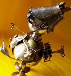 Will Wagenaar's curious robot contraptions -- photos - CNET - Page 2