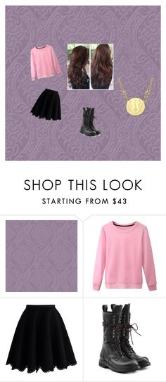 """""""My Geeky Outfit"""" by starwarsqueen on Polyvore featuring Chicwish and Rick Owens"""