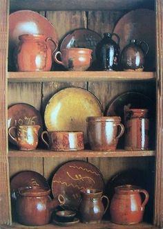 primitive pottery...