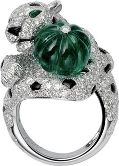 62a8c504f3a51 596 Best A CARTIER PANTHER images in 2018 | Jewelry, Cartier jewelry ...