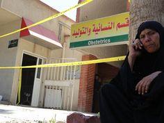 O EMPENHO: Incêndio em hospital de Bagdá mata pelo menos 11 b...