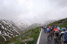 Gallery: 2014 Tour de Suisse, stage 2 - Not a very inviting landscape, the Furkapass. Photo: Tim De Waele | TDWsport.com