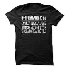 Awesome Plumber Shirt - #tshirt men #sweater pattern. MORE INFO => https://www.sunfrog.com/Funny/Awesome-Plumber-Shirt-awqg.html?68278