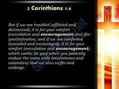 0514 2 corinthians 16 it is for your comfort powerpoint church sermon Slide04  http://www.slideteam.net/