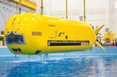Boeing's New Autonomous Sub Can Dive to 20,000 Feet Deep